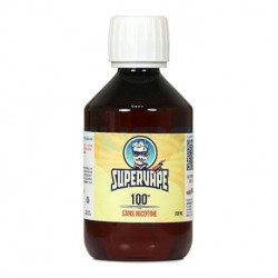 Base 100% VG 250ml par Supervape