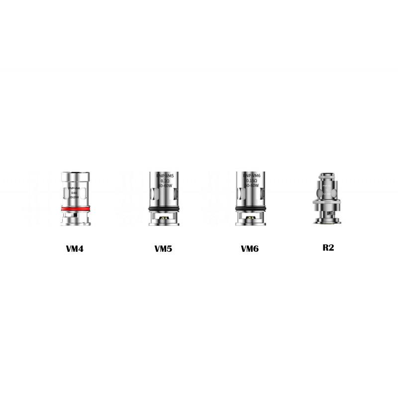 Résistance DRAG X PnP VM4/VM5/ VM6/ R2